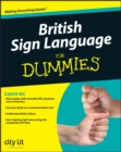 British Sign Language For Dummies - Book