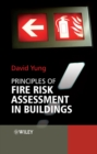 Principles of Fire Risk Assessment in Buildings - eBook