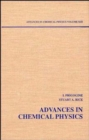 Advances in Chemical Physics - Book
