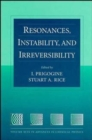 Resonances, Instability, and Irreversibility - Book