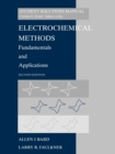 Student Solutions Manual to accompany Electrochemical Methods: Fundamentals and Applicaitons, 2e - Book