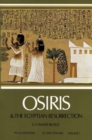Osiris and the Egyptian Resurrection: v. 1 - Book