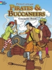 Pirates & Buccaneers Coloring Book - Book