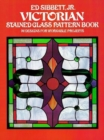 Victorian Stained Glass Pattern Book - Book