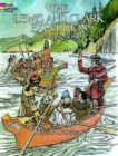 The Lewis and Clark Expedition Coloring Book - Book
