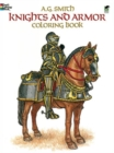 Knights and Armour Colouring Book - Book