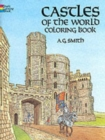 Castles of the World Colouring Book - Book