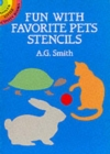 Fun with Favourite Pet Stencils - Book