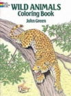 Wild Animals Colouring Book - Book