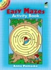 Easy Mazes Activity Book - Book