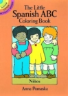 The Little Spanish ABC Coloring Book - Book