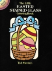 The Little Easter Stained Glass Coloring Book - Book