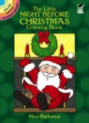 The Little Night Before Christmas Coloring Book - Book