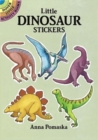 Little Dinosaur Stickers - Book