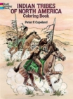 Indian Tribes of North America Colouring Book - Book