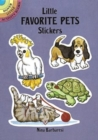Little Favorite Pets Stickers - Book