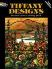 Tiffany Designs Stained Glass Coloring Book - Book