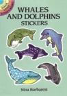 Whales and Dolphins Stickers : Dover Little Activity Books - Book
