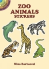 Zoo Animals Stickers : Dover Little Activity Books - Book