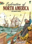 Exploration of North America Coloring Book - Book