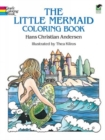 The Little Mermaid Coloring Book - Book
