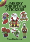 Merry Christmas Stickers - Book