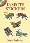Insects Stickers - Book