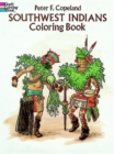 Southwest Indians Coloring Book - Book