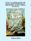 The Marriage of Heaven and Hell : A Facsimile in Full Color - Book