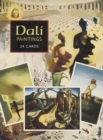 Dali Postcards : 24 Paintings from the Salvador Dali Museum - Book