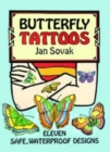 Butterfly Tattoos - Book