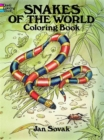 Snakes of the World Coloring Book - Book