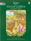 Anne of Green Gables Coloring Book - Book