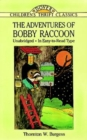 The Adventures of Bobby Raccoon - Book