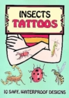 Insects Tattoos - Book