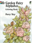 Garden Fairy Alphabet Coloring Book - Book