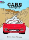 Cars Coloring Book - Book