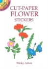 Cut-Paper Flower Stickers - Book