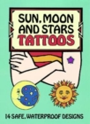 Sun, Moon and Stars Tattoos - Book