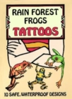 Rain Forest Frogs Tattoos - Book