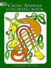 Celtic Animals Colouring Book - Book
