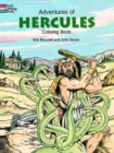 Adventures of Hercules Coloring Book - Book
