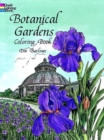 Botanical Gardens Coloring Book - Book