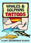 Whales and Dolphins Tattoos - Book