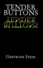 Tender Buttons - Book