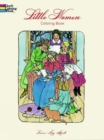 Little Women Coloring Book - Book