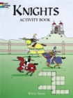 Knights Activity Book - Book