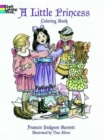A Little Princess Coloring Book - Book