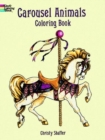 Carousel Animals Coloring Book - Book