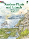 Seashore Plants and Animals Coloring Book - Book